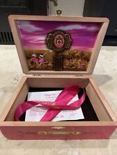 New ListingArturo Fuente Rare Pink Vintage 1960's Series Empty Cigar Box