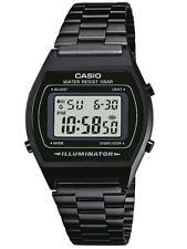 Casio B640WB-1AEF Retro Klassiker Digitaluhr Uhr Schwarz Black Unisex