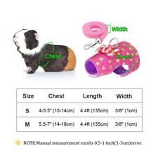 Pet Leash Small Animals Ferret Harness Leash for Squirrel Hamster Dog Rat^,[
