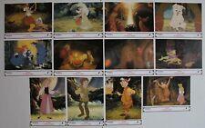 Black Cauldron Spanish lobby card set Walt Disney animation