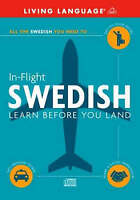 Very Good, Swedish: Learn Before You Land (In Flight), Living Language, Book