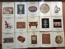 Smithsonian Library of Antiques Cooper Hewitt Museum Set of 15 Books Lot! c.1979
