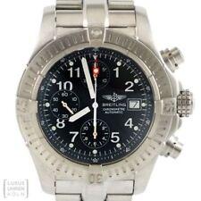 Breitling Uhr Super Avenger Chronograph Titan E13360 Revision