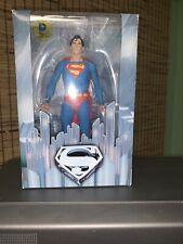 "NECA Superman The Movie Exclusive Christopher Reeve Action Figure 7"" DC Comics"