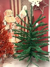 """5 1/2 FT. Branch Pole Green Novelty Co. Christmas Tree Vintage """"Aluminum Style"""""""
