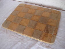 Dessous de plats en bois 31,5 x 24 cm