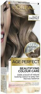 L'Oreal Paris Age Perfect Non Permanent Hair Colour - Touch Of Chestnut