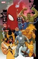 Avengers #12 Noto Marvel 80th Var MARVEL COMICS