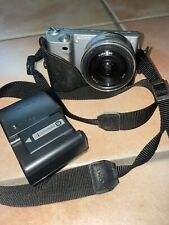 Sony Alpha Nex 5 Camera Body With Battery And Charger