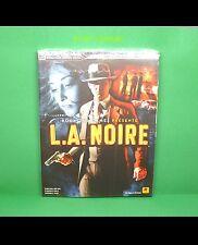 L.A. NOIRE - Guide PS3 & XBOX 360 Neuf -(LA / Officiel / Français / Blister)-