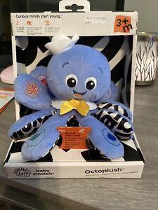 Baby Einstein Octoplush Octopus L1 Musical Developmental Toy