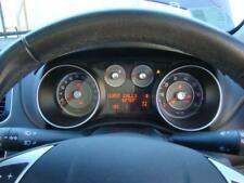 FIAT PUNTO INSTRUMENT CLUSTER 1.4LTR, AUTO, EASY, 08/13-12/15