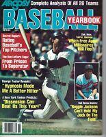 1978 Baseball Yearbook magazine, Reggie Jackson, New York Yankees Rod Carew VGwr