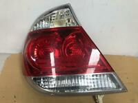 Toyota Camry Left Tail light ACV36 09/2004-05/2006