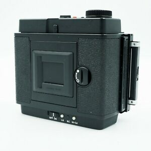 [N MINT] Mamiya RB67 6x8 Motorized 120 220 Film Back Holder for PRO S SD JAPAN