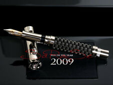 FABER CASTELL penna of year 2009 Ross-CAVALLI-capelli LIMITED EDITION NUOVO