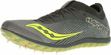 Saucony Men's Havok Xc2 Track Shoe, Green/Citron, 11.5 D(M) Us