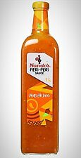 1L NANDOS MEDIUM PERI-PERI MEDIUM SAUCE - 1 LITRE GLASS BOTTLE ✅✅