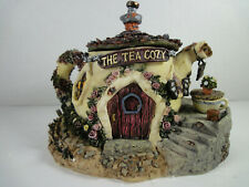 Boyds Bearly-Built Villages - The Tea Cozy - Style# 19015