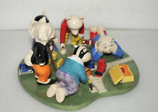 Royal Doulton Rupert Bear Collection 'Rupert's Toy Railway' Limited Edition