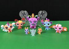 Littlest Pet Shop Majestic Masquerade Fairies 2831 2832 2833 2834 2835 Light Up