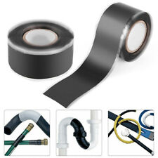 Self Amalgamating Tape Repair Pipes Hose Wire Waterproof Sealing Insulation 25mm