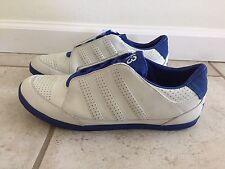 Adidas Y-3 Yohji Yamamoto Honja Low Classic Sneaker - White & Blue - 9.5 US