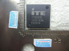 1x IT8587 ITE8587E ITB587E IT8S87E IT85B7E EX IT8587EEXA IT8587E EXA TQFP128 IC