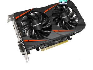NEW GIGABYTE Radeon RX 460 WINDFORCE OC 2GB GV-RX460WF2OC-2GD Video Card