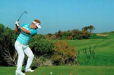 Soren KJELDSEN 12x8 Photo Signed Autograph European Tour Winner GOLF AFTAL COA