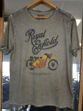 Genuine ROYAL ENFIELD T-SHIRT RLATSB001123 Size Small
