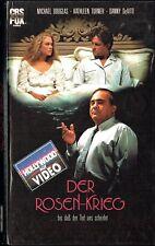 (VHS) Der Rosenkrieg - Kathleen Turner, Michael Douglas, Danny DeVito  (1989)