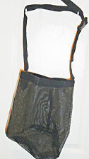 Formay,black mesh horse feed bag 94234bk ,western tack,trails