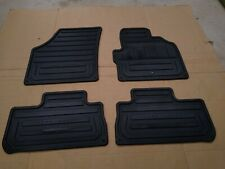 Genuine Land Rover Freelander 2 Rubber Floor Mat Set Mats 2007-2014