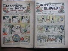 LA SEMAINE DE SUZETTE  collection 15ème année COMPLET