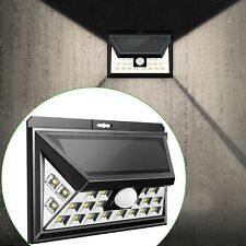 Auraglow Super Bright 20 LED Wireless Motion Sensor Outdoor Solar Security Light