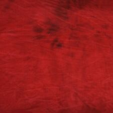 6 x 9 ft Photo Studio Hand Painted Red Muslin Backdrop Photography Background