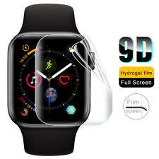 Full Screen Protector Cover Smart Watch Soft Hydrogel Crystal For Apple iWatch