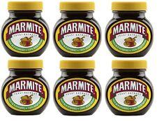 6X Bote de Marmite Levadura Extraer Extenderse 6 Bote 250g