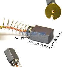 2 Carbon Brush For Dewalt 450374-12 450374-99 450374-02 Polisher Grinder