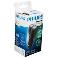 Philips PQ208 Men Portable Electric Shaver Cordless Battery Powered Travel Kit