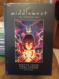 """Middlewest Complete Tale by Skottie Young HC Hardcover Graphic Novel """"NEW"""""""