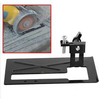 Angle Grinder Cutting Machine Conversion Tool Angle Grinders Holder Stand Black
