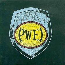 POP WILL EAT ITSELF - Box Frenzy - CD - 1987-Rough Trade USA-BUY 3 GET 1 FREE