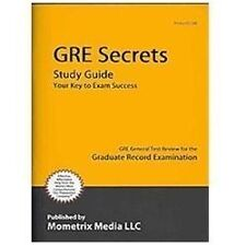 Gre Secrets: Gre General Test Review For The Graduate Record Examination