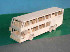 1:50th Neoplan Skyliner Wooden Model Bus