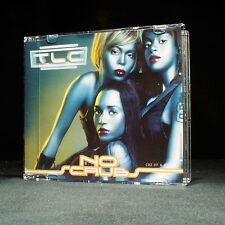 TLC - No Scrub - music cd EP