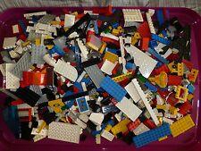 lotto MATTONI LEGO Mix 1 Kg USATI e SPORCHI da pulire vendo blocco stock FOTO M5