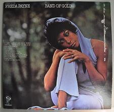Freda Payne Band Of Gold Japan LP 1996 PLP-6675 Insert P-Vine Invictus