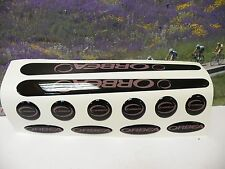 Orbea frame protector gel stickers for chainslap and cable rub protection